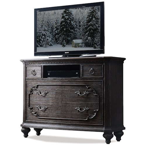 Riverside Furniture Bellagio Media Chest!