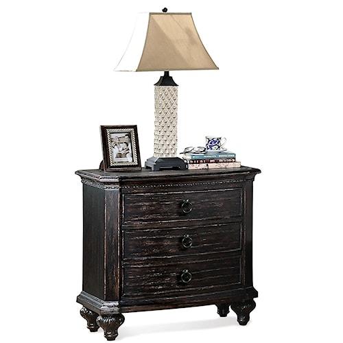 Riverside Furniture Bellagio Two Drawer Nightstand!