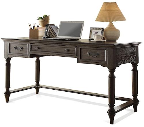 Riverside Furniture Belmeade Traditional Writing Desk W Outlet Colder 39 S Furniture And