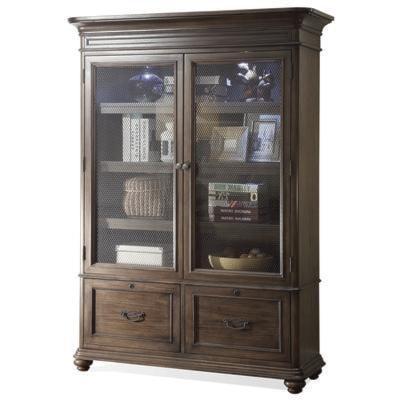Riverside Furniture Belmeadedoor Bookcase