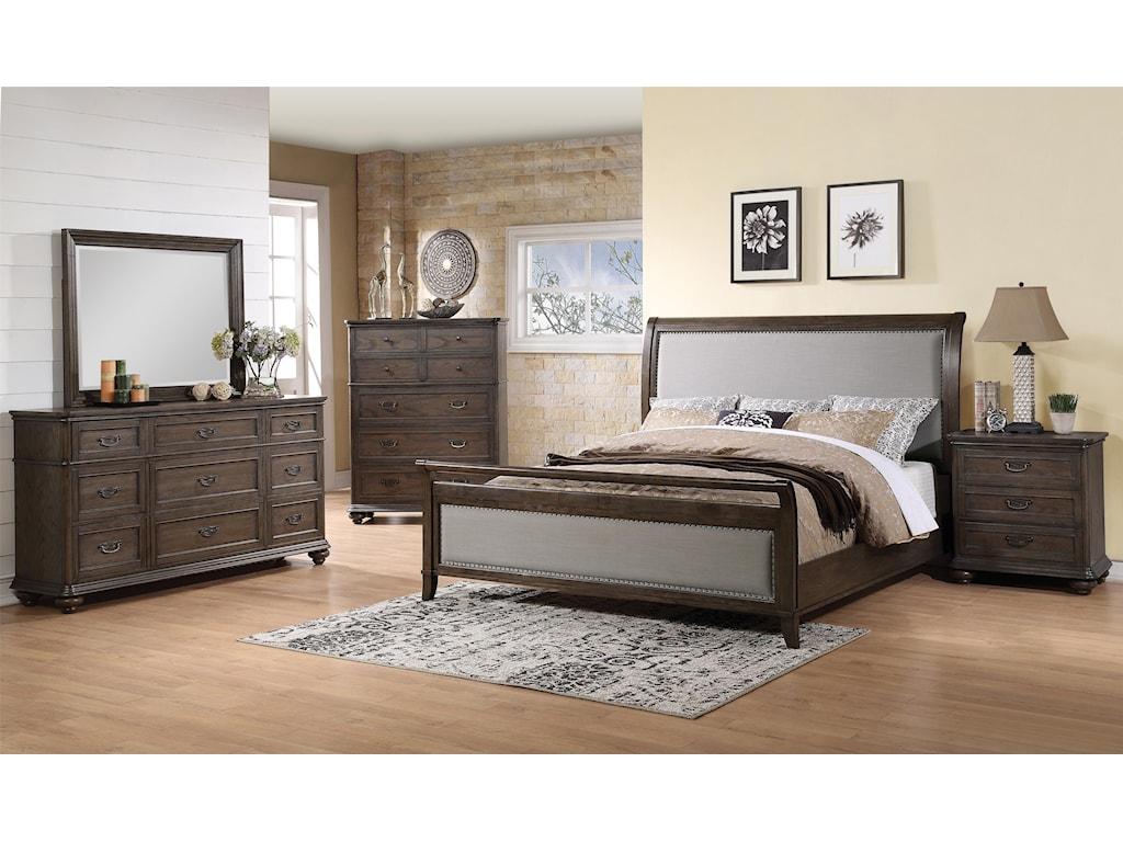 Riverside Furniture BelmeadeFive Drawer Chest