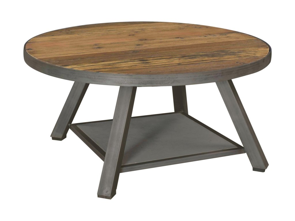 Riverside Furniture BonnieRound Cocktail Table