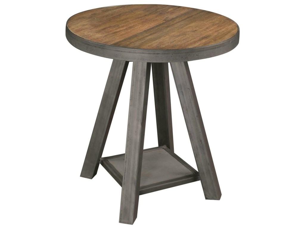 Riverside Furniture BonnieRound Side Table