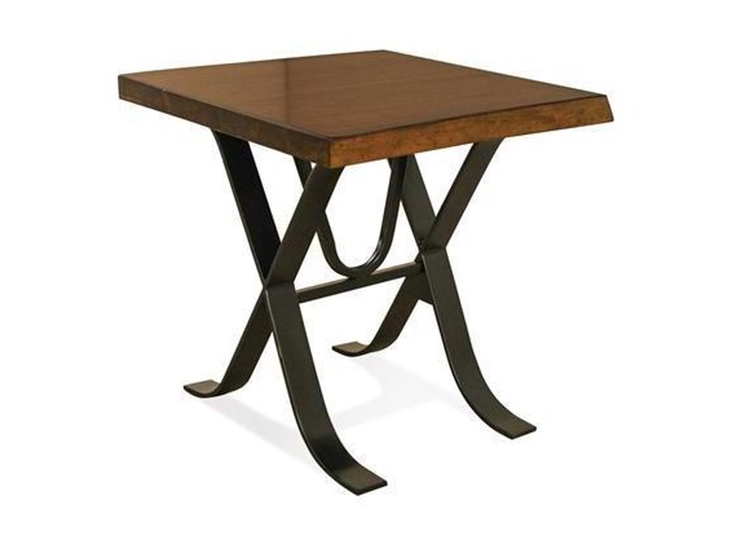 Riverside Furniture Boulderend Table