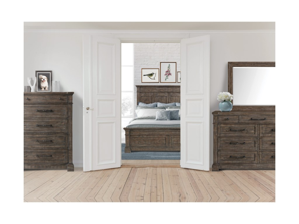 Riverside Furniture Bradford9-Drawer Dresser