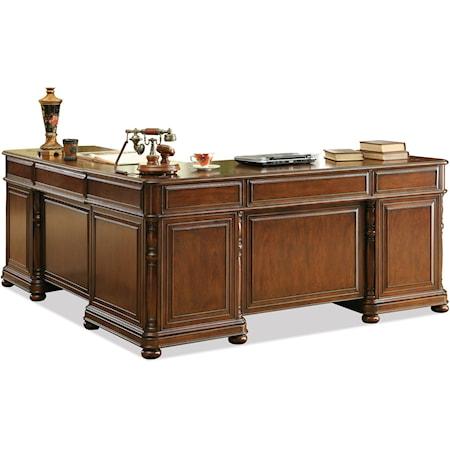 L-Desk And Return