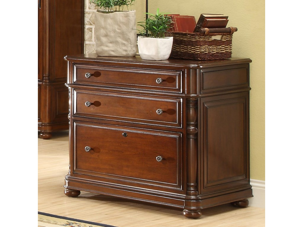 Riverside Furniture Bristol CourtLateral File Cabinet