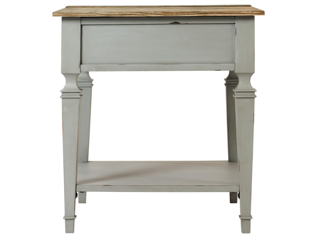 Riverside Furniture BurkeEnd Table