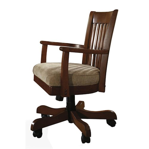 Riverside Furniture Cantata Swivel Desk Chair