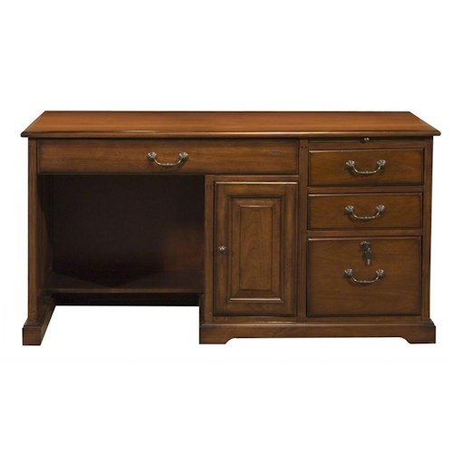 Riverside Furniture Cantata Traditional 58-Inch Computer Desk