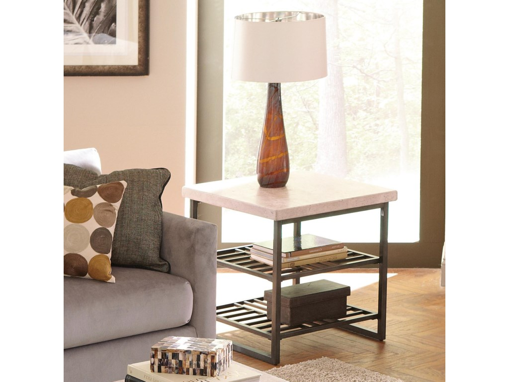Riverside Furniture CapriEnd Table