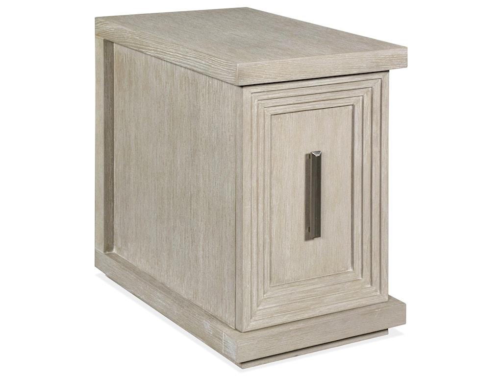 Riverside Furniture CascadeRectangle Chairside Chest