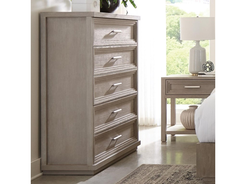 Riverside Furniture Cascade5-Drawer Chest
