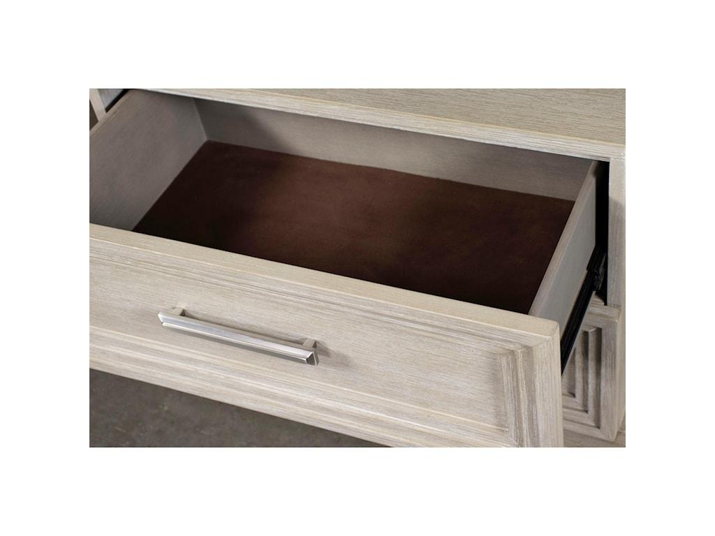 Riverside Furniture Cascade2-Drawer Nightstand