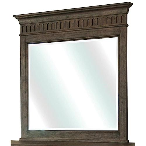 Riverside Furniture Cassidy Portrait Mirror