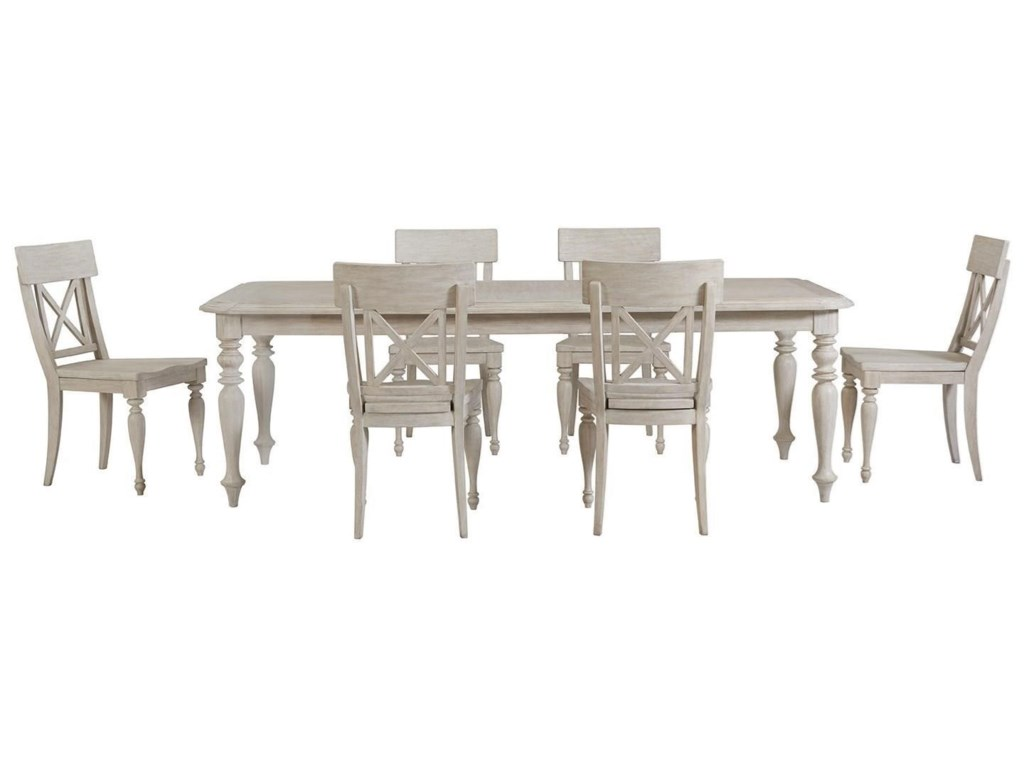 Riverside Furniture Charleston RetreatDining Table