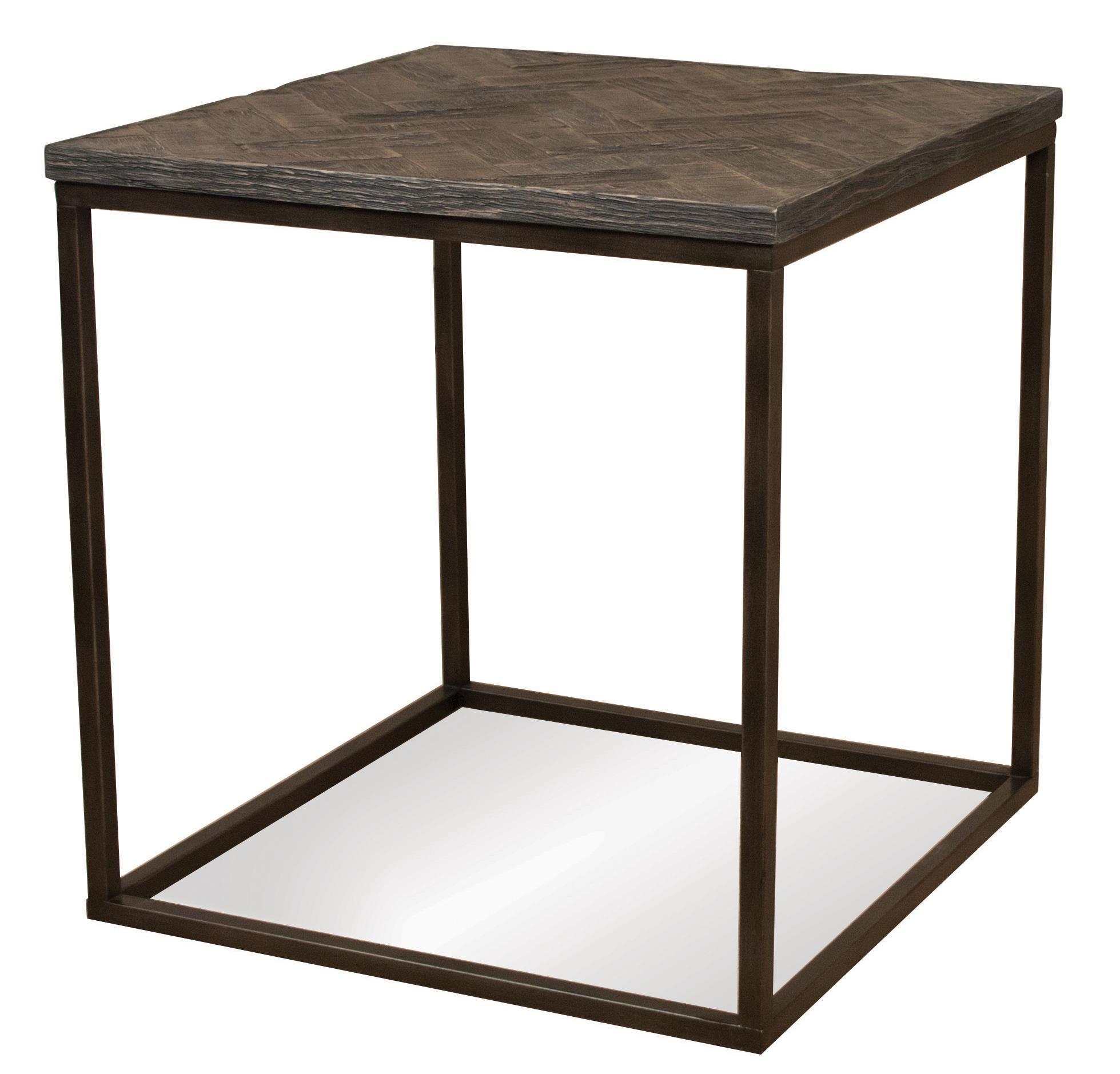 riverside furniture chevron chevron top square side table colder s rh colders com