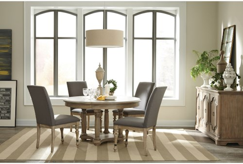 Riverside Furniture Corinne Casual Dining Room Group