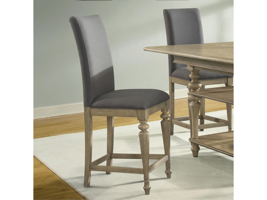 Riverside Furniture CorinneUph Counter Stool