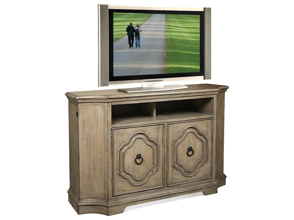 Riverside Furniture CorinneMedia Chest