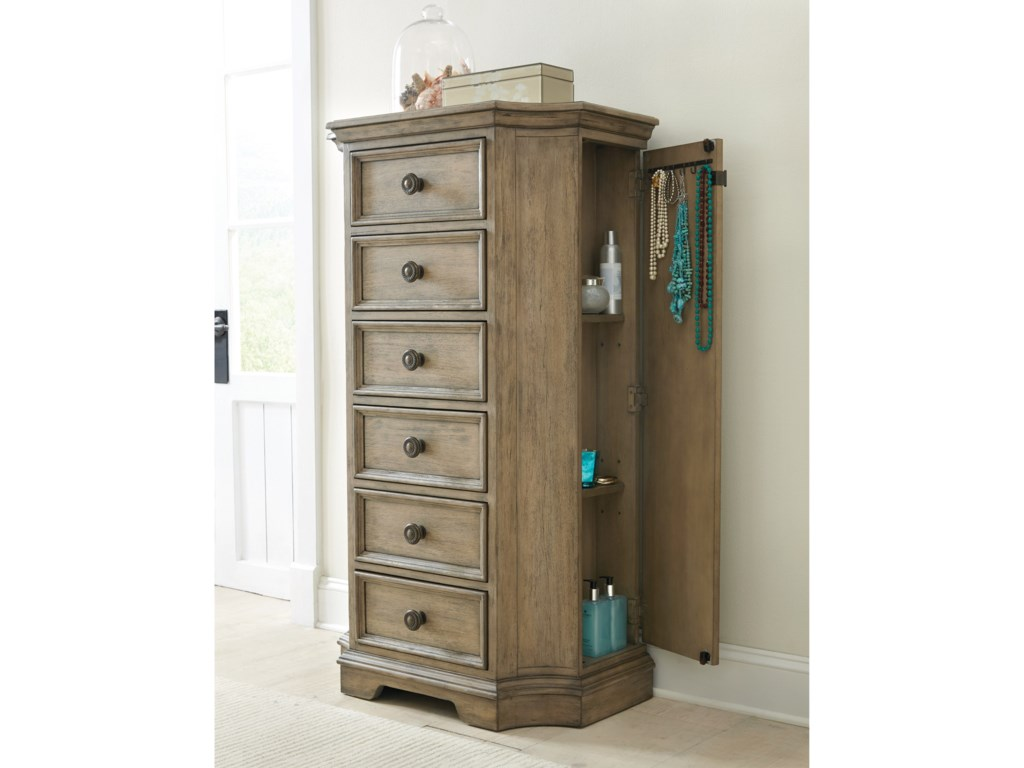 Riverside Furniture CorinneLingerie Chest