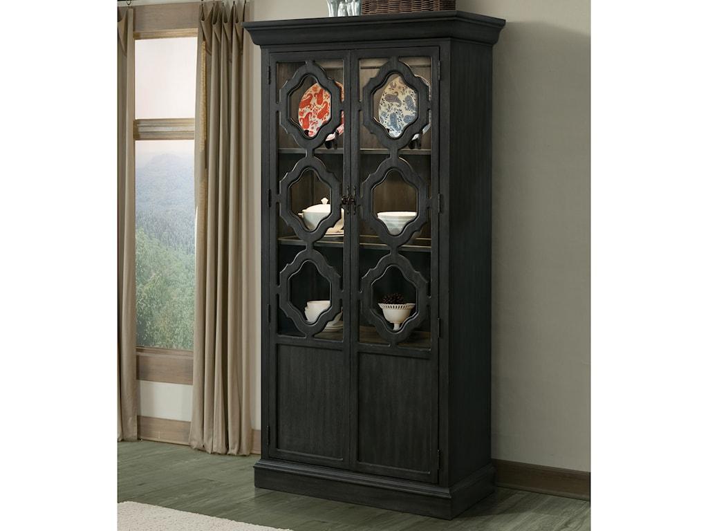 Riverside Furniture CorinneDisplay Cabinet