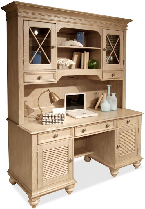 Riverside Furniture Coventry Shutter Door Credenza Glass Door Hutch Value City Furniture