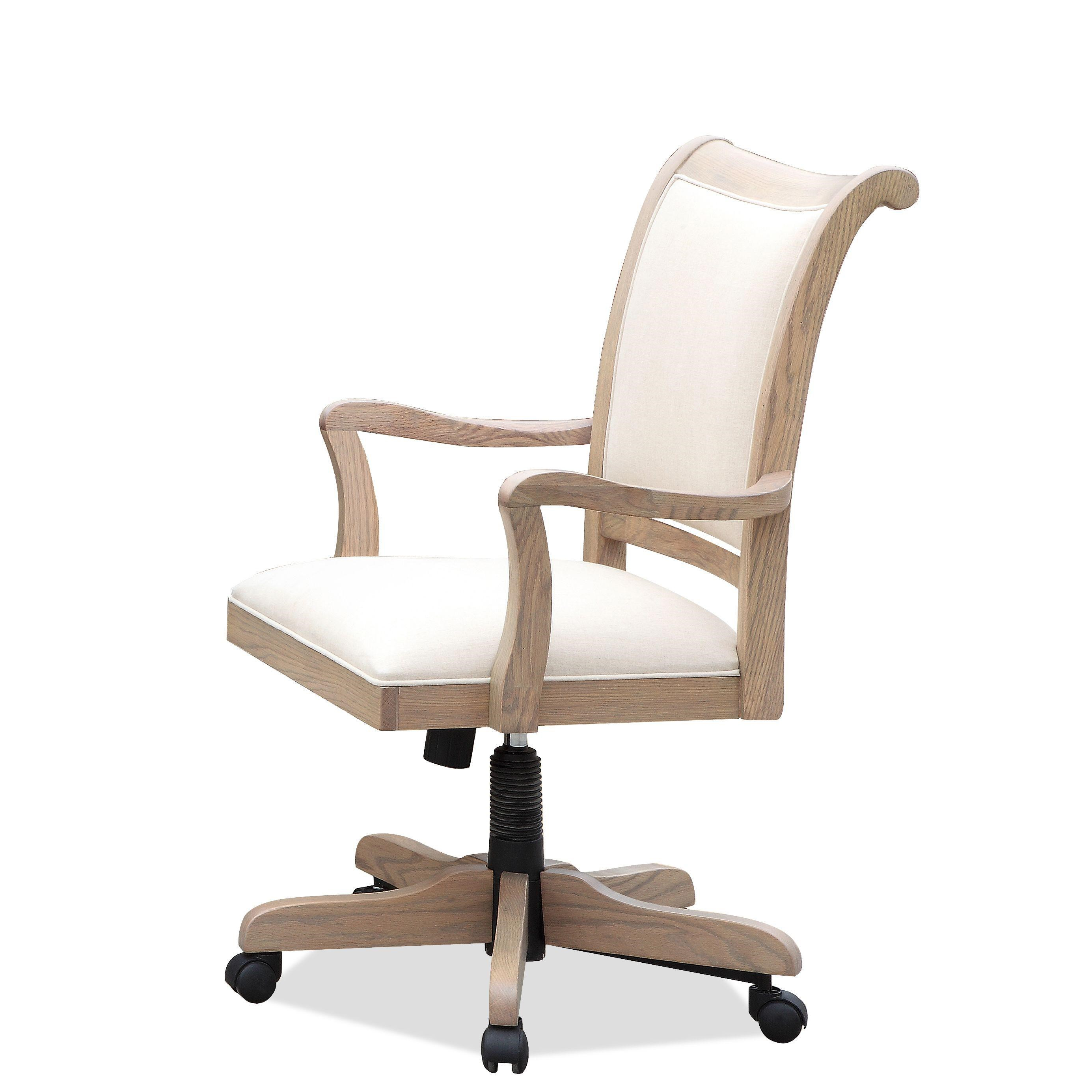 Riverside Furniture Coventry 32438 Adjustable Desk Chair | Hudsonu0027s  Furniture | Office Task Chair