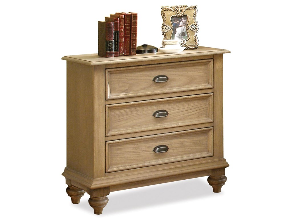 Riverside Furniture Coventry3-Drawer Night Stand