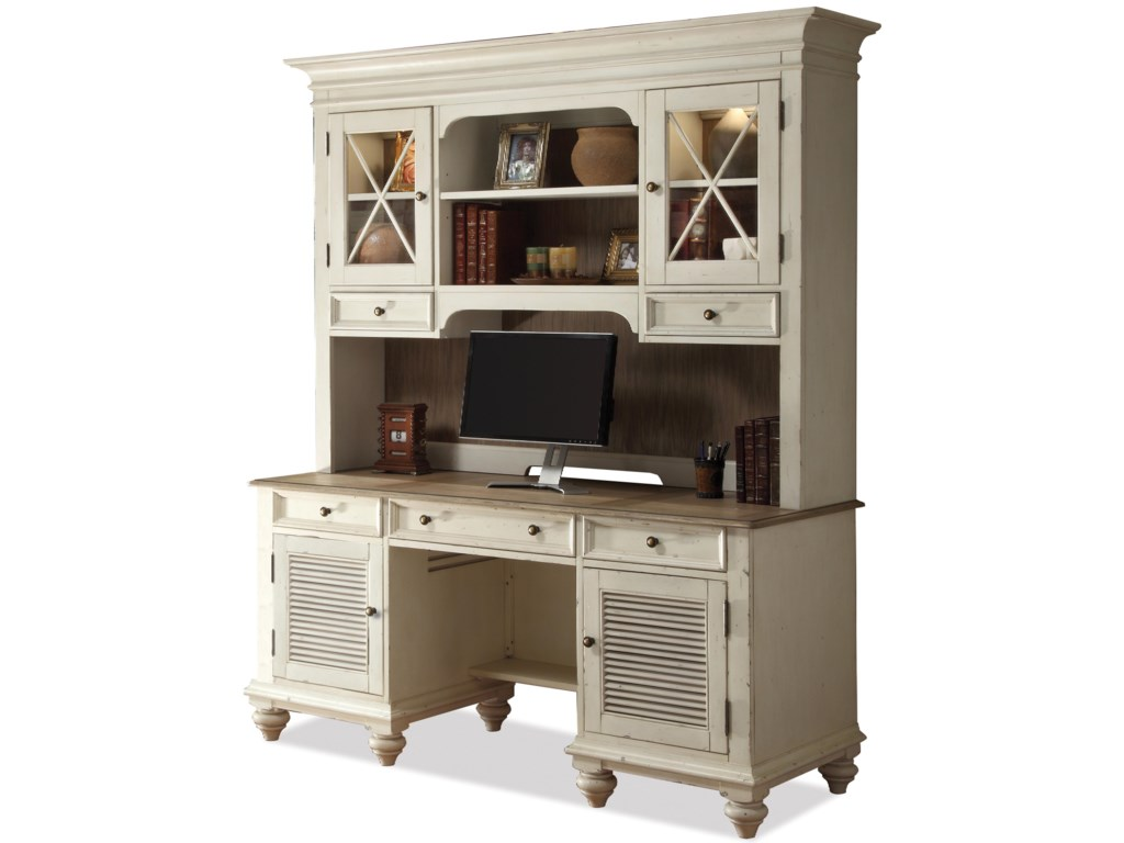 hutch item products furniture distressed wood stone rotmans in number credenza liberty b ridge finish