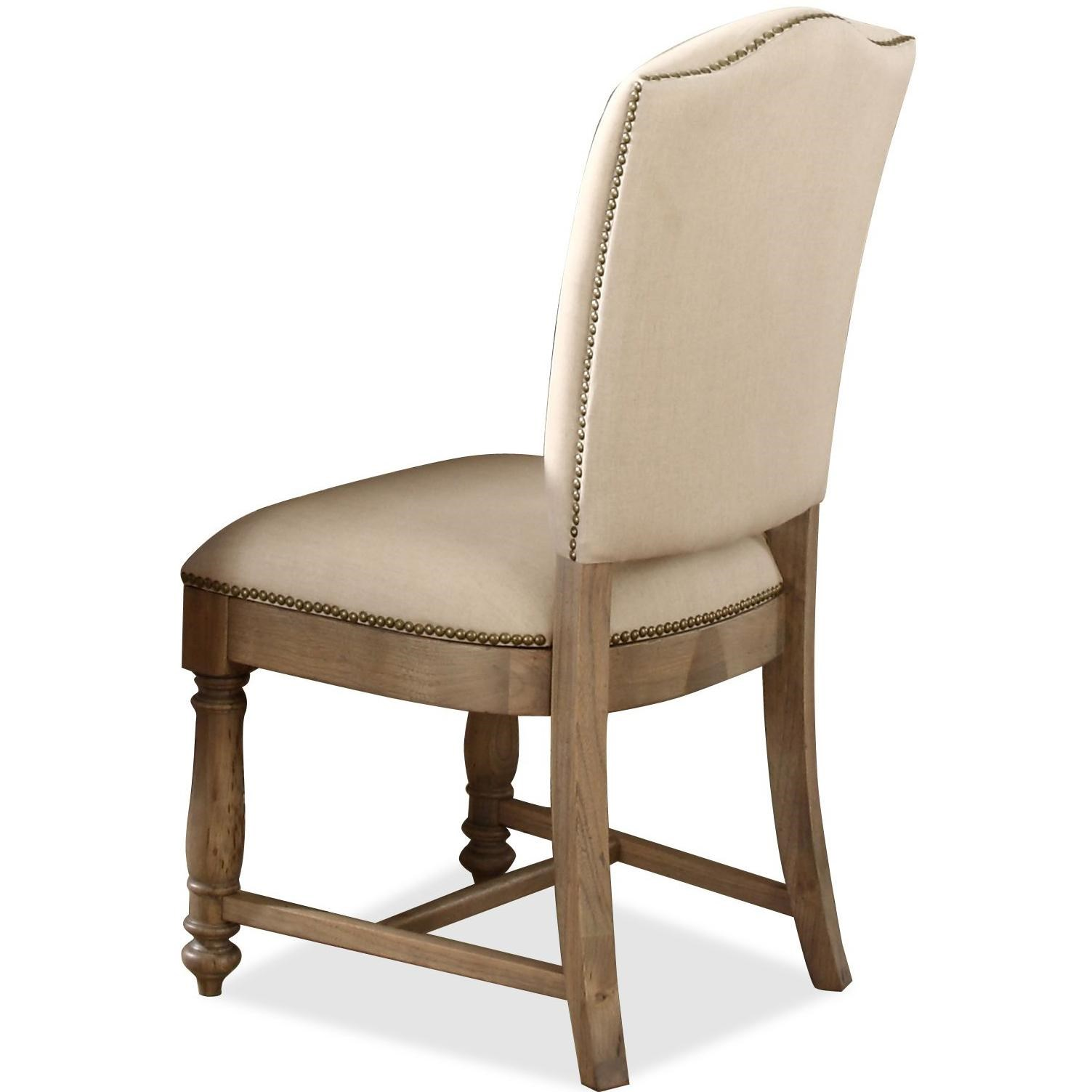 Riverside Furniture Coventry Two ToneUpholstered Side Chair ...