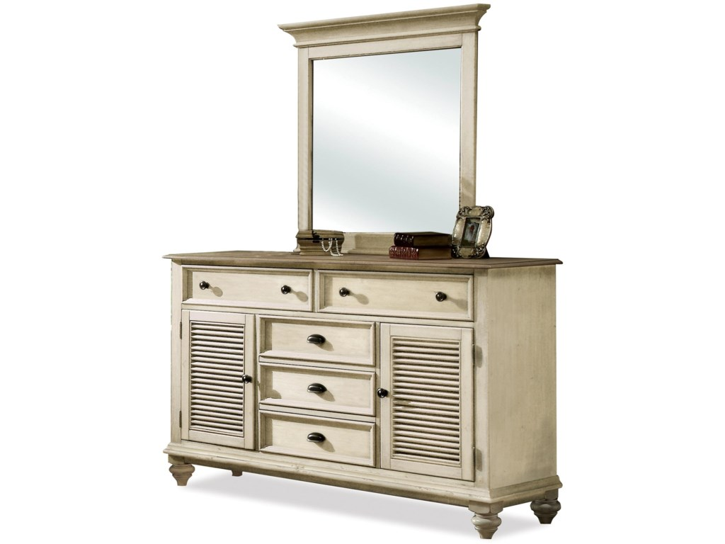 Shown with Coordinating Dresser