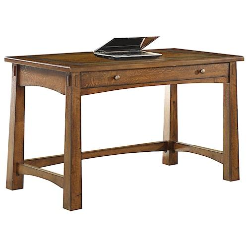 Riverside Furniture Craftsman Home Writing Desk