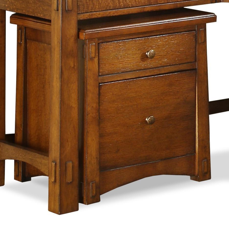 craftsman furniture rustic riverside furniture craftsman home drawer mobile file cabinet with casters