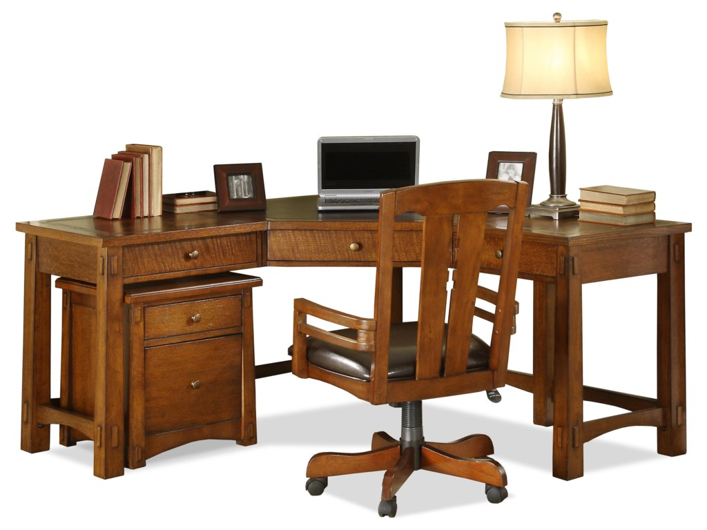 Shown with Corner Desk & Chair (Not Included)