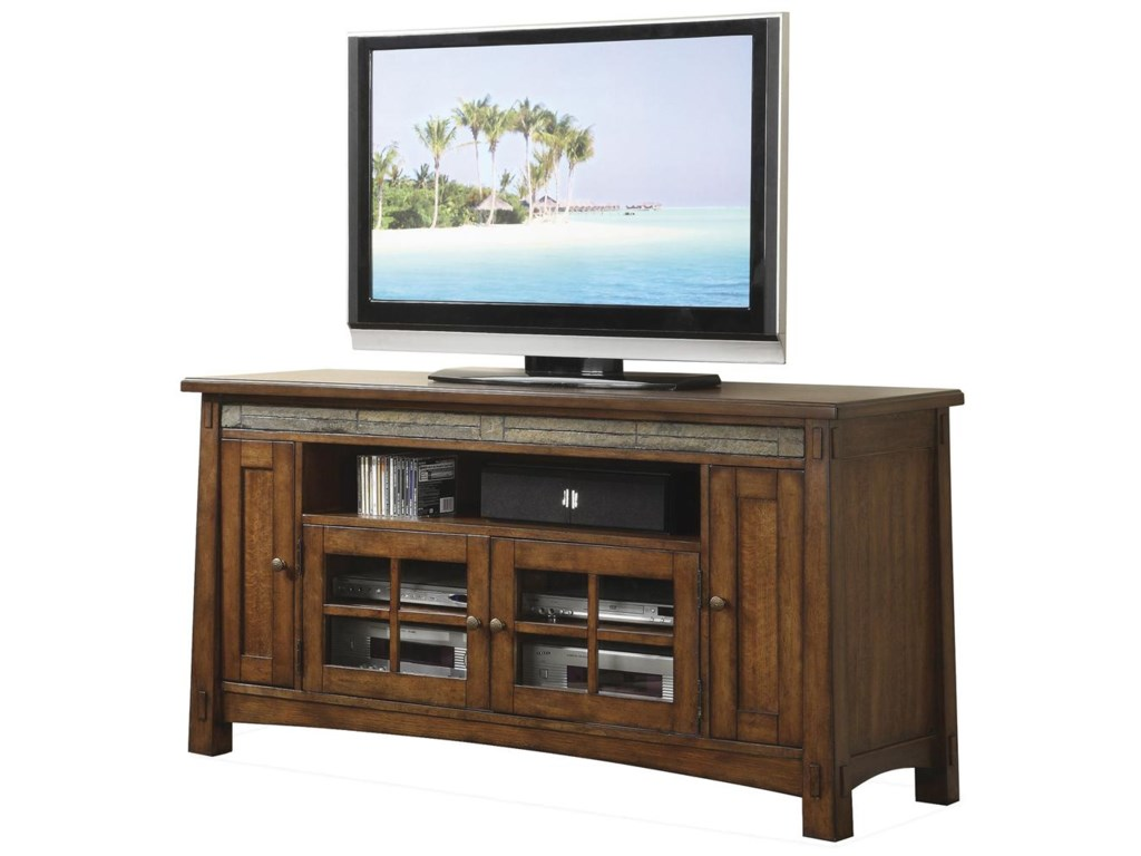 Riverside Furniture Craftsman HomeTV Console