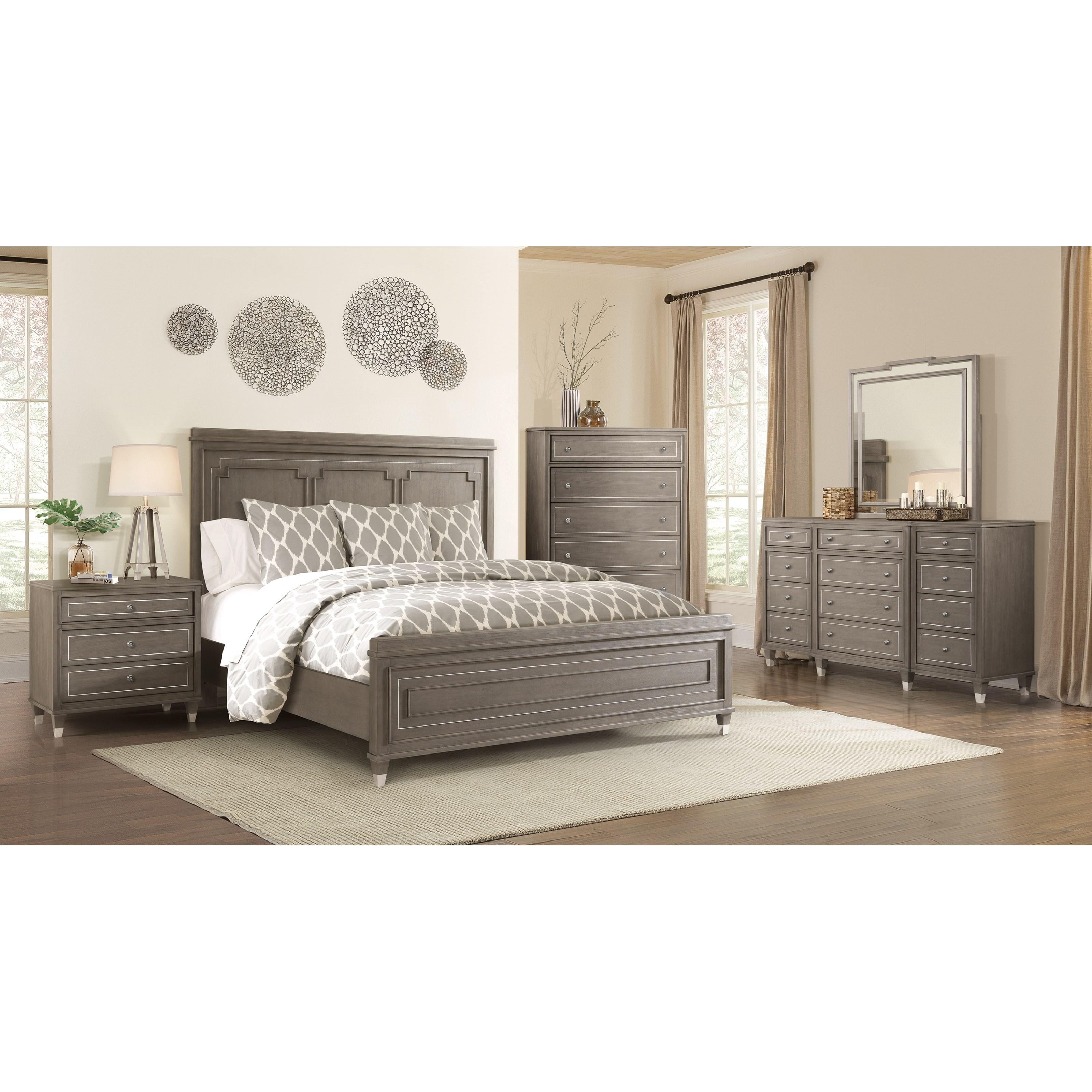 Riverside Furniture Dara II Queen Bedroom Group