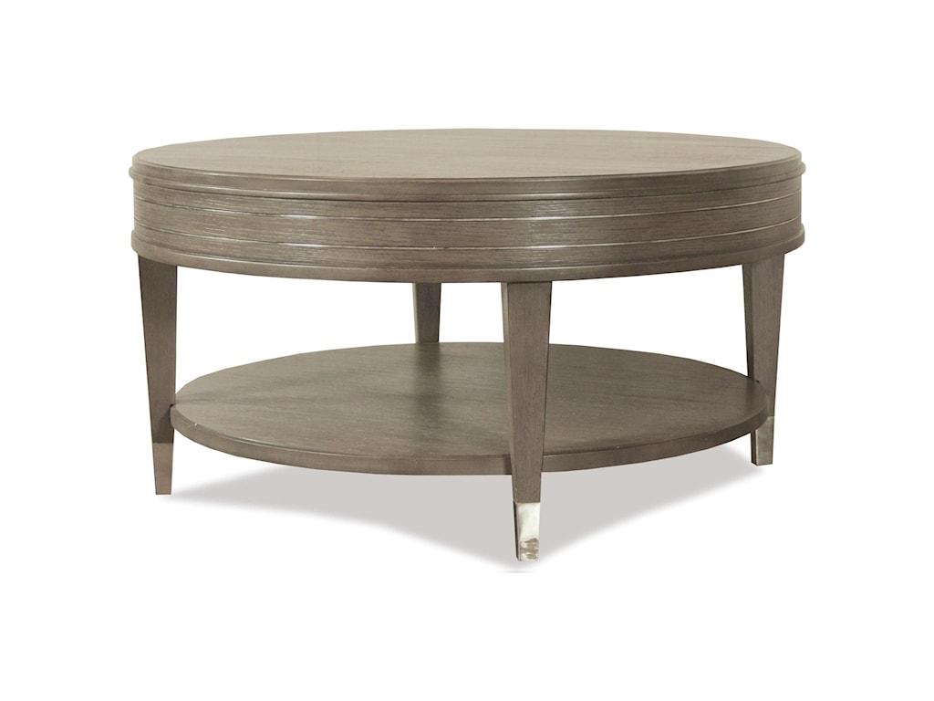 Riverside Furniture Dara IIRound Cocktail Table