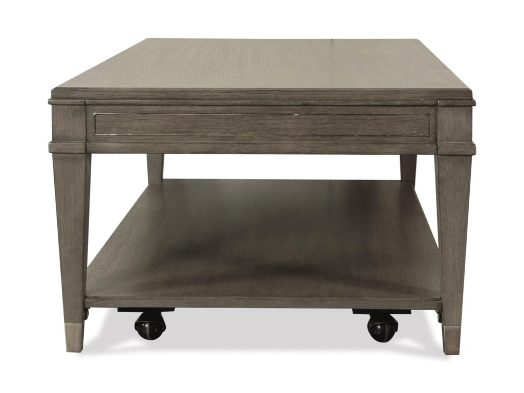 Riverside Furniture Dara IIRectangle Cocktail Table