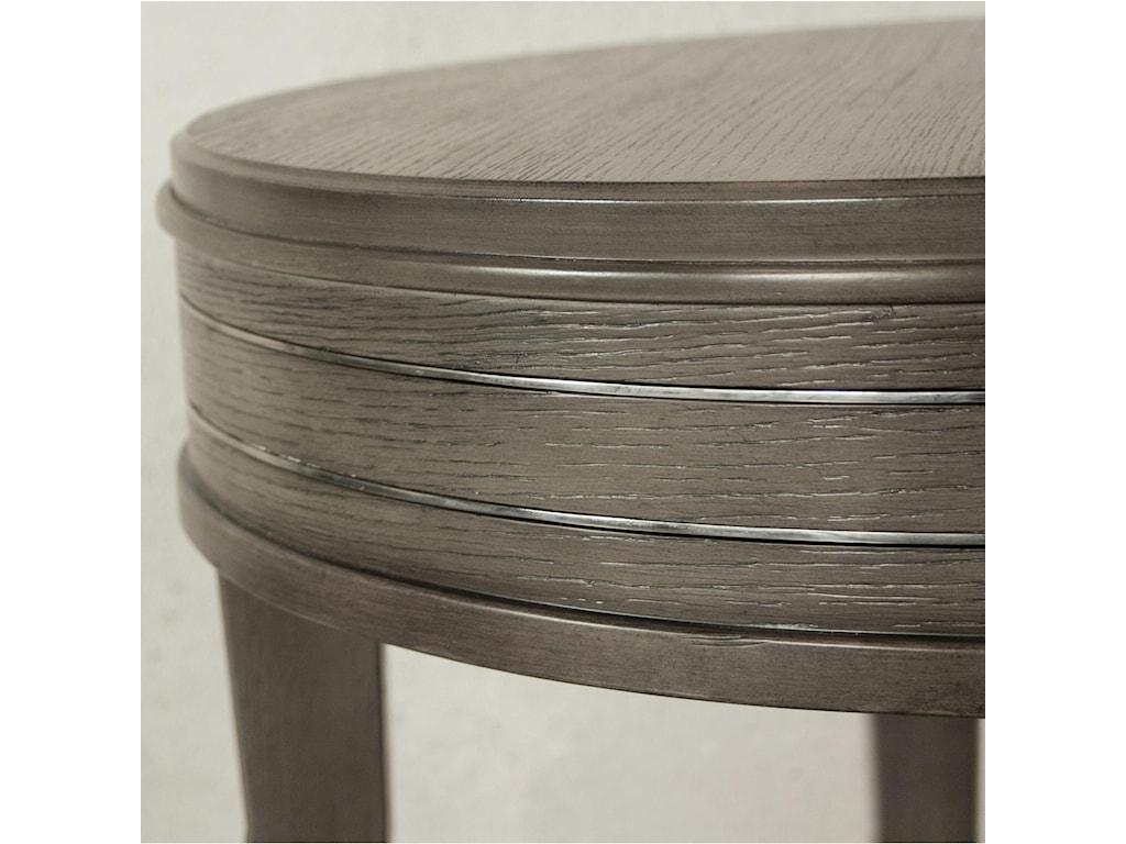 Riverside Furniture Dara IIRound End Table