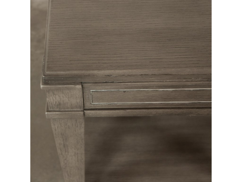 Riverside Furniture Dara IIRectangle End Table