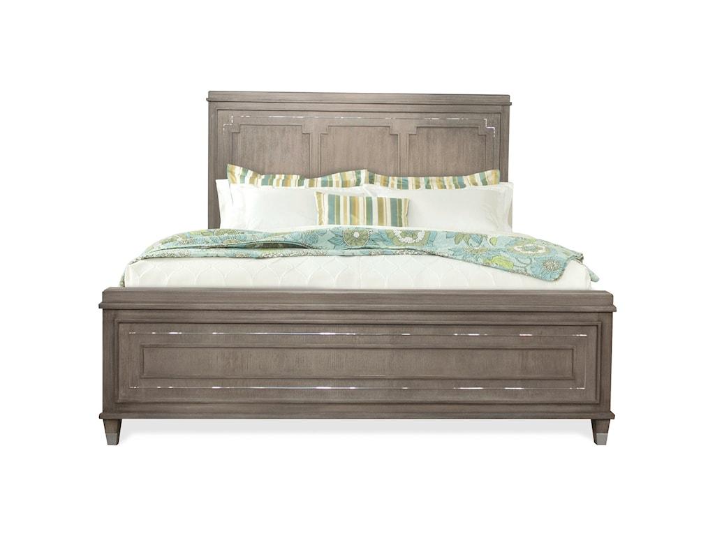 Riverside Furniture Dara IIQueen Panel Bed