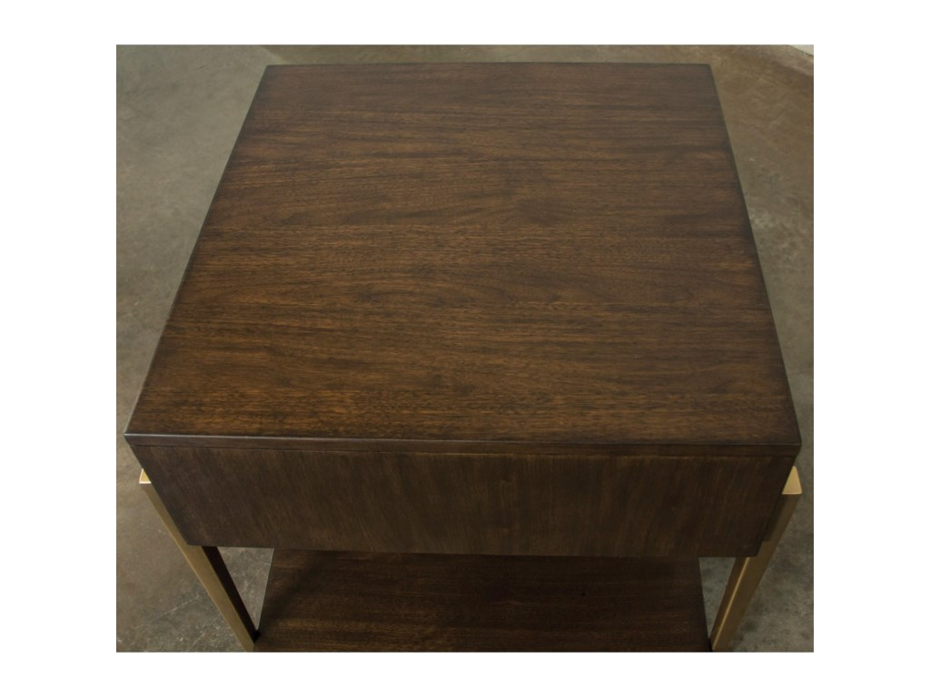 Riverside Furniture DekkerRectangle End Table