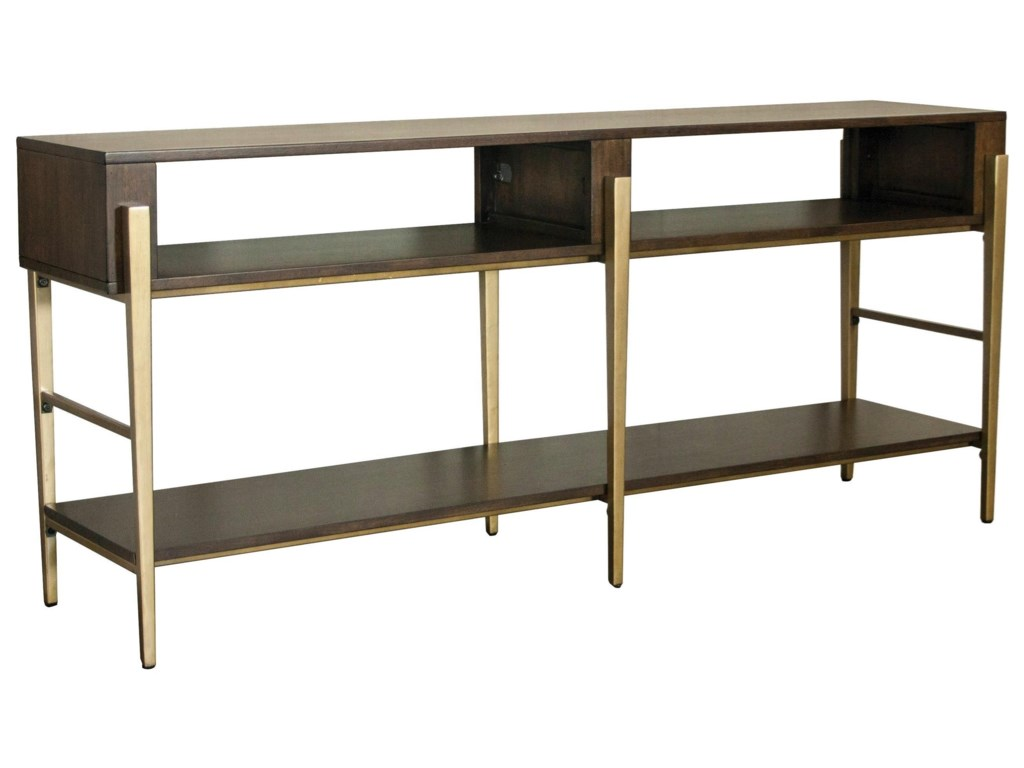 Riverside Furniture DekkerRectangle Console Table