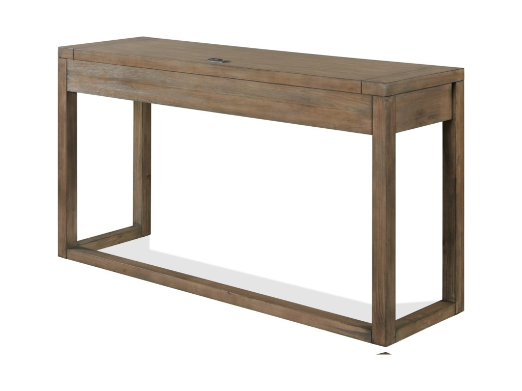 Riverside Furniture DenaliConsole Table with Stools