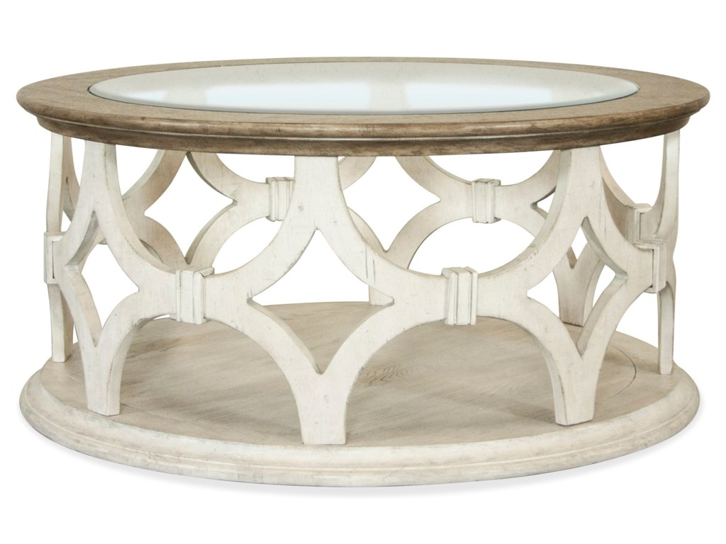 Riverside Furniture ElizabethRound Coffee Table