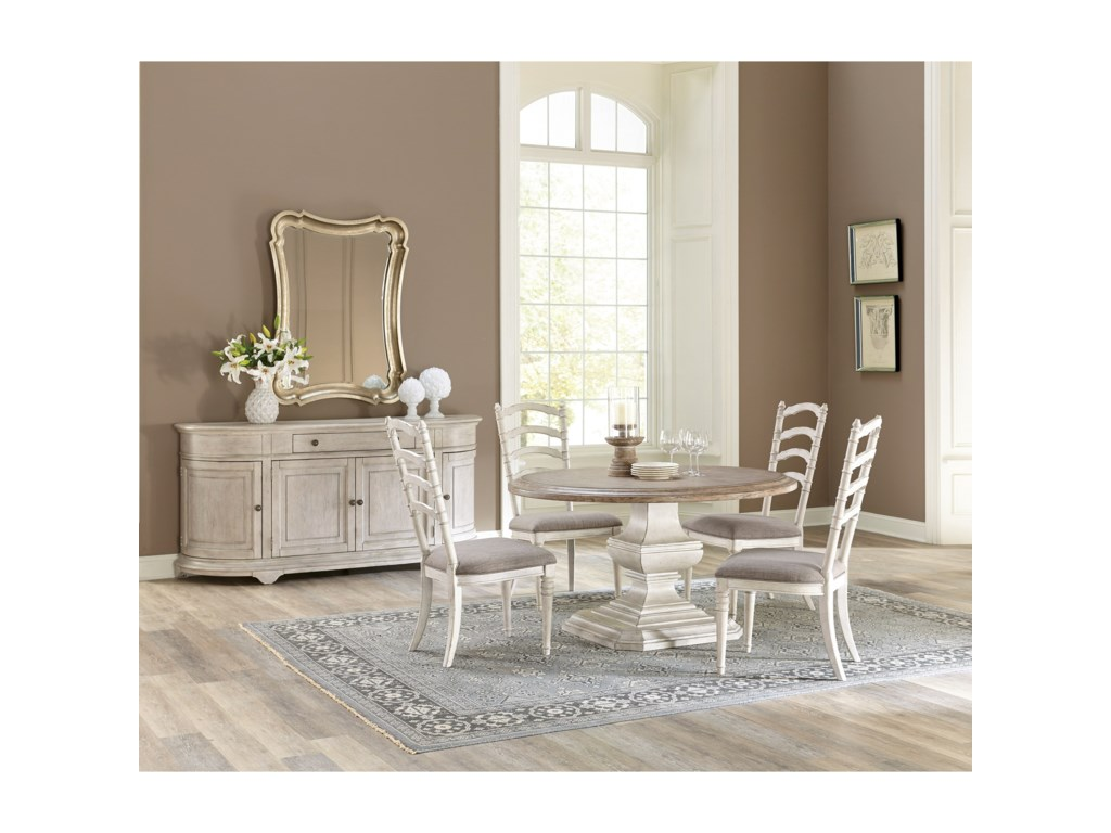 Riverside Furniture ElizabethCasual Dining Room Group