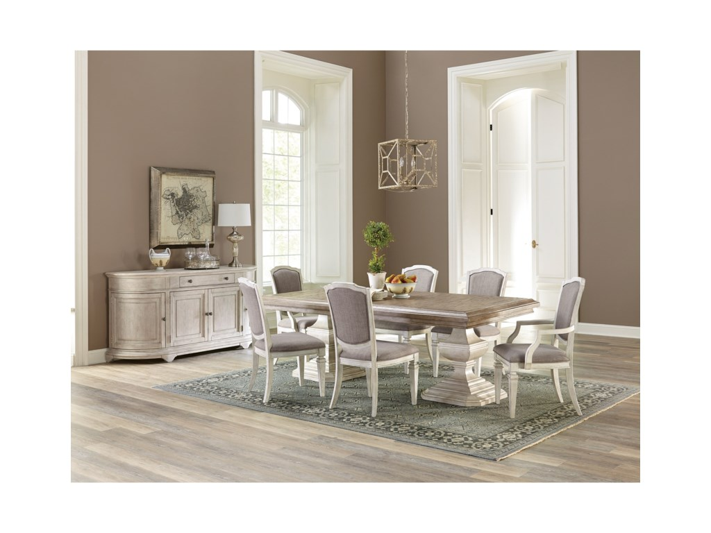 Riverside Furniture ElizabethRectangular Dining Table