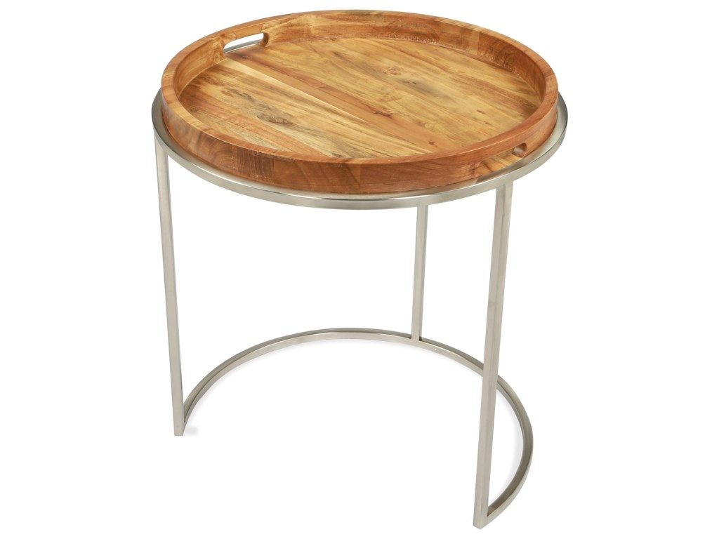Riverside Furniture FinleyNesting End Table