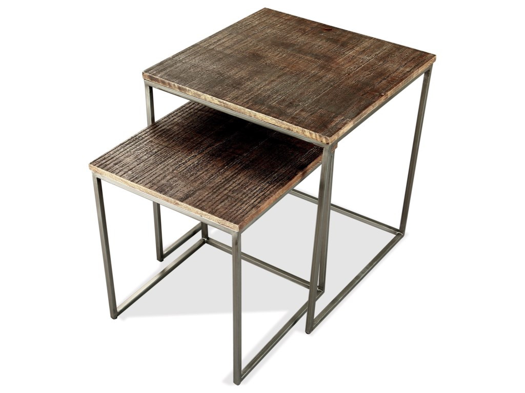 Riverside Furniture FusionNesting End Table